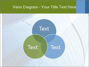 Glass Business Center PowerPoint Template - Slide 33