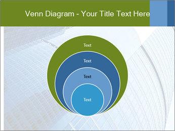 Glass Business Center PowerPoint Template - Slide 34