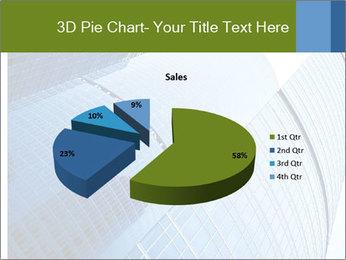 Glass Business Center PowerPoint Template - Slide 35