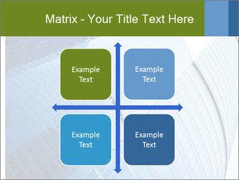 Glass Business Center PowerPoint Template - Slide 37