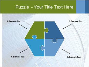 Glass Business Center PowerPoint Template - Slide 40