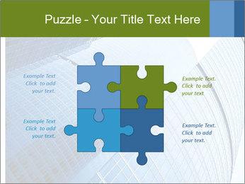 Glass Business Center PowerPoint Template - Slide 43