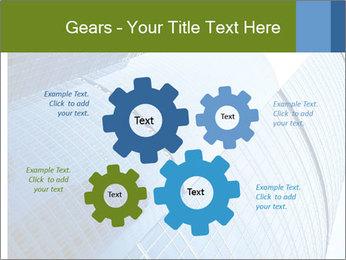 Glass Business Center PowerPoint Template - Slide 47