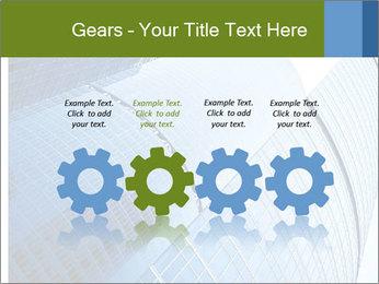 Glass Business Center PowerPoint Template - Slide 48