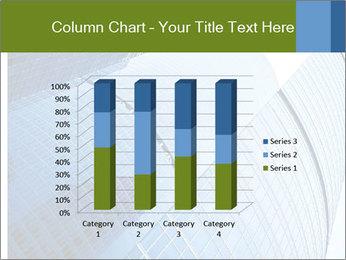 Glass Business Center PowerPoint Template - Slide 50