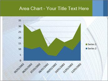 Glass Business Center PowerPoint Template - Slide 53