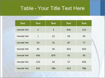 Glass Business Center PowerPoint Template - Slide 55