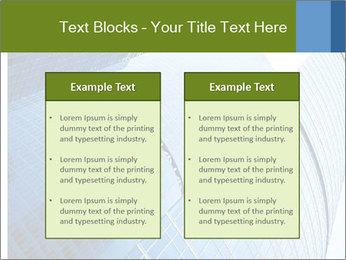 Glass Business Center PowerPoint Template - Slide 57