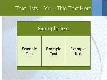 Glass Business Center PowerPoint Template - Slide 59