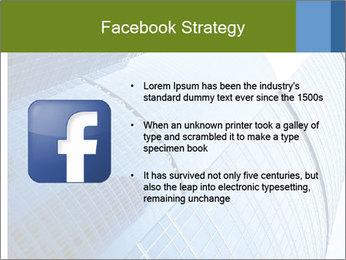 Glass Business Center PowerPoint Template - Slide 6