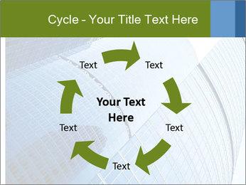 Glass Business Center PowerPoint Template - Slide 62