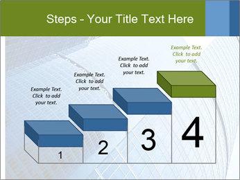 Glass Business Center PowerPoint Template - Slide 64