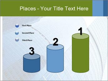 Glass Business Center PowerPoint Template - Slide 65