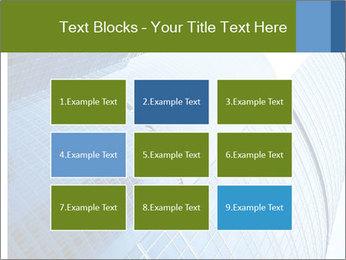 Glass Business Center PowerPoint Template - Slide 68