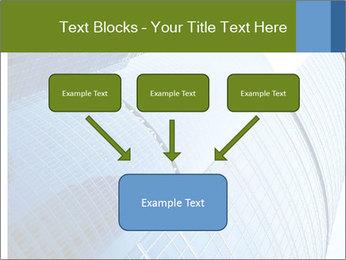 Glass Business Center PowerPoint Template - Slide 70