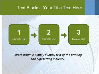 Glass Business Center PowerPoint Template - Slide 71