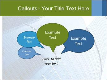 Glass Business Center PowerPoint Template - Slide 73