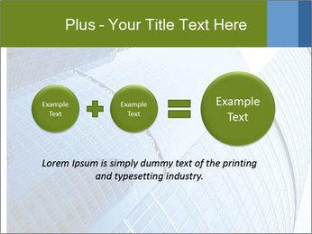 Glass Business Center PowerPoint Template - Slide 75