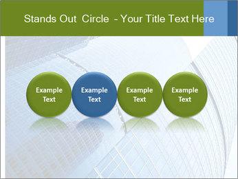 Glass Business Center PowerPoint Template - Slide 76