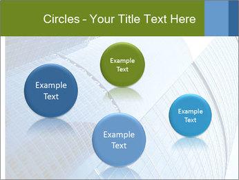Glass Business Center PowerPoint Template - Slide 77