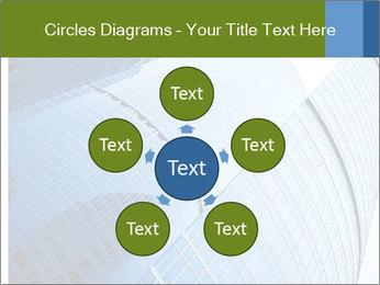 Glass Business Center PowerPoint Template - Slide 78