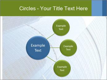 Glass Business Center PowerPoint Template - Slide 79