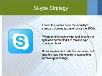 Glass Business Center PowerPoint Template - Slide 8