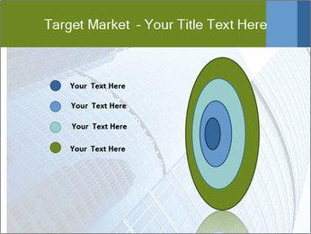 Glass Business Center PowerPoint Template - Slide 84