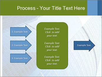 Glass Business Center PowerPoint Template - Slide 85