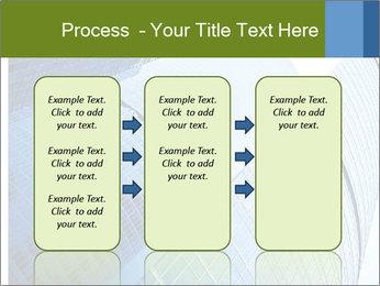 Glass Business Center PowerPoint Template - Slide 86