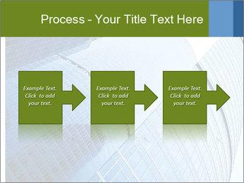 Glass Business Center PowerPoint Template - Slide 88