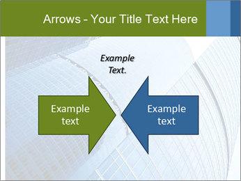 Glass Business Center PowerPoint Template - Slide 90