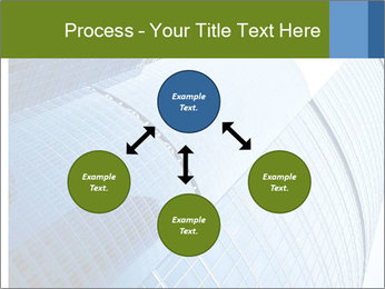 Glass Business Center PowerPoint Template - Slide 91