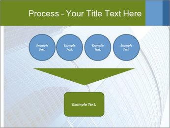 Glass Business Center PowerPoint Template - Slide 93