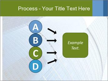 Glass Business Center PowerPoint Template - Slide 94
