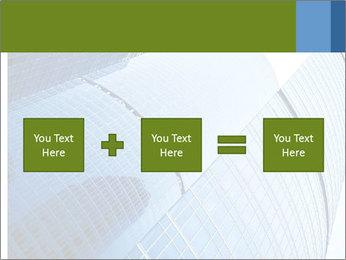 Glass Business Center PowerPoint Template - Slide 95