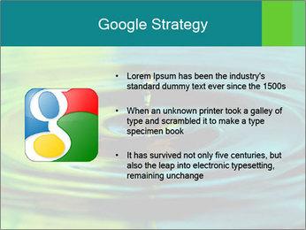 Drop Falling Into Water PowerPoint Template - Slide 10
