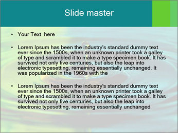 Drop Falling Into Water PowerPoint Template - Slide 2