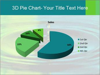 Drop Falling Into Water PowerPoint Template - Slide 35