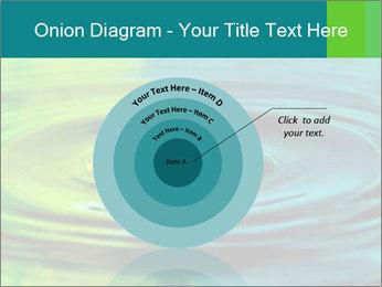 Drop Falling Into Water PowerPoint Template - Slide 61