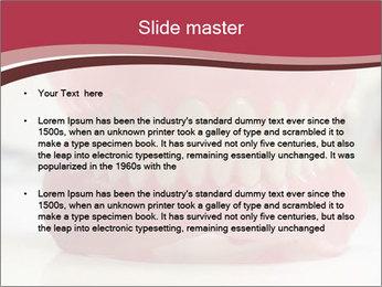 Teeth Model PowerPoint Template - Slide 2