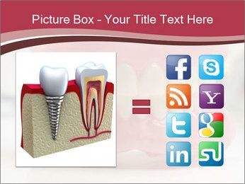 Teeth Model PowerPoint Template - Slide 21