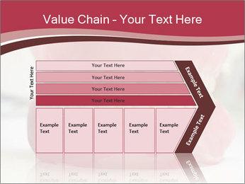 Teeth Model PowerPoint Template - Slide 27