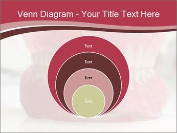 Teeth Model PowerPoint Template - Slide 34