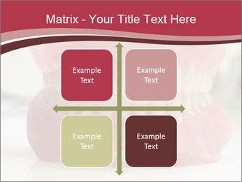 Teeth Model PowerPoint Template - Slide 37