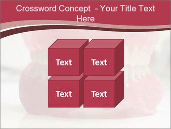 Teeth Model PowerPoint Template - Slide 39