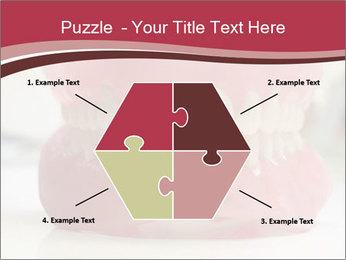 Teeth Model PowerPoint Template - Slide 40