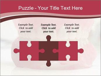 Teeth Model PowerPoint Template - Slide 42