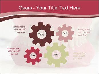 Teeth Model PowerPoint Template - Slide 47