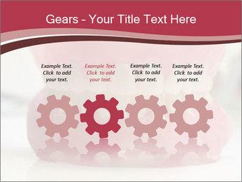 Teeth Model PowerPoint Template - Slide 48